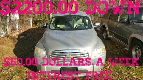 2006 Chevrolet HHR for sale at GALANTE AUTO SALES LLC in Aston PA