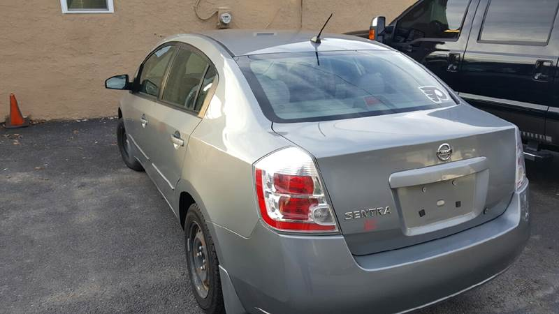 2008 Nissan Sentra for sale at GALANTE AUTO SALES LLC in Aston PA