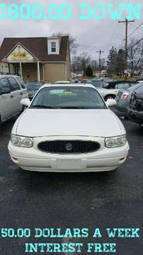 2004 Buick LeSabre for sale at GALANTE AUTO SALES LLC in Aston PA