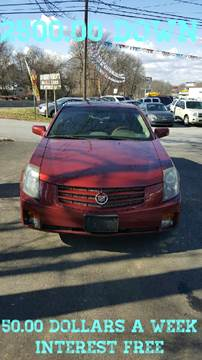 2006 Cadillac CTS for sale at GALANTE AUTO SALES LLC in Aston PA
