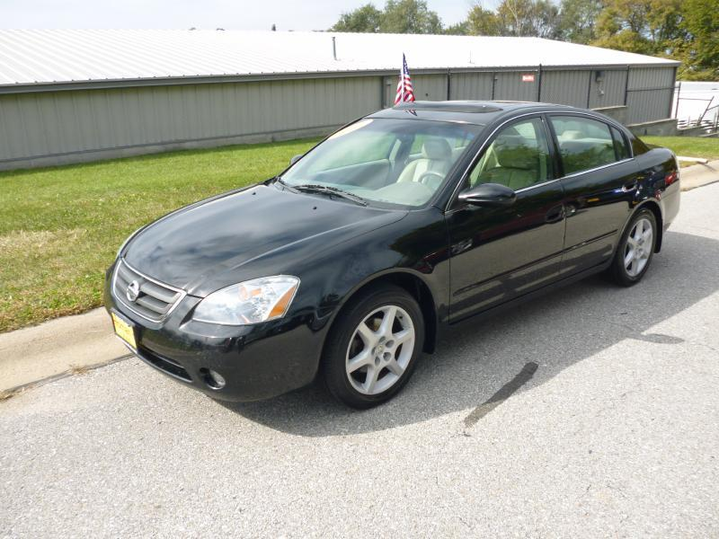 2002 Nissan Altima for sale at Homan's Auto in Bellevue NE