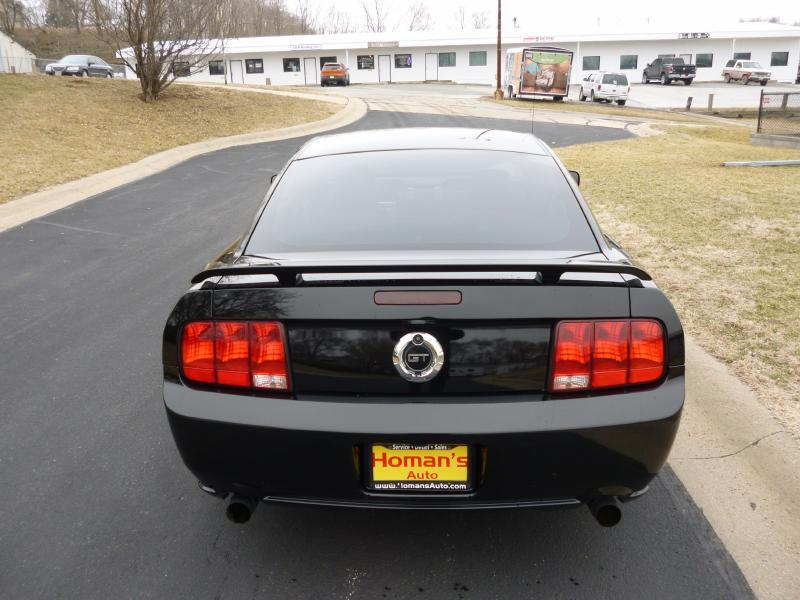2006 Ford Mustang for sale at Homan's Auto in Bellevue NE