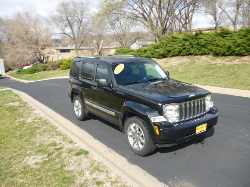 2010 Jeep Liberty 4x4 Limited 4dr SUV - Bellevue NE