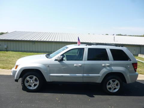 2005 Jeep Grand Cherokee for sale at Homan's Auto in Bellevue NE
