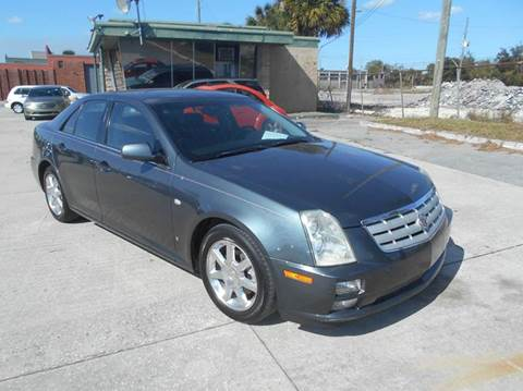 2007 Cadillac STS for sale in Orlando, FL
