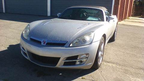 2008 Saturn SKY for sale at FAMILY AUTO BROKERS in Longwood FL