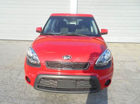 2013 Kia Soul for sale at FAMILY AUTO BROKERS in Longwood FL