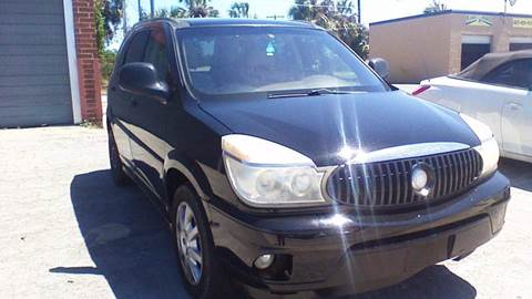 2005 Buick Rendezvous for sale at FAMILY AUTO BROKERS in Longwood FL