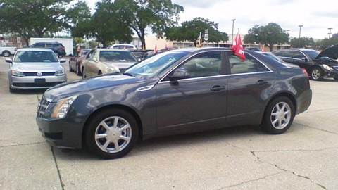 2008 Cadillac CTS for sale at FAMILY AUTO BROKERS in Longwood FL
