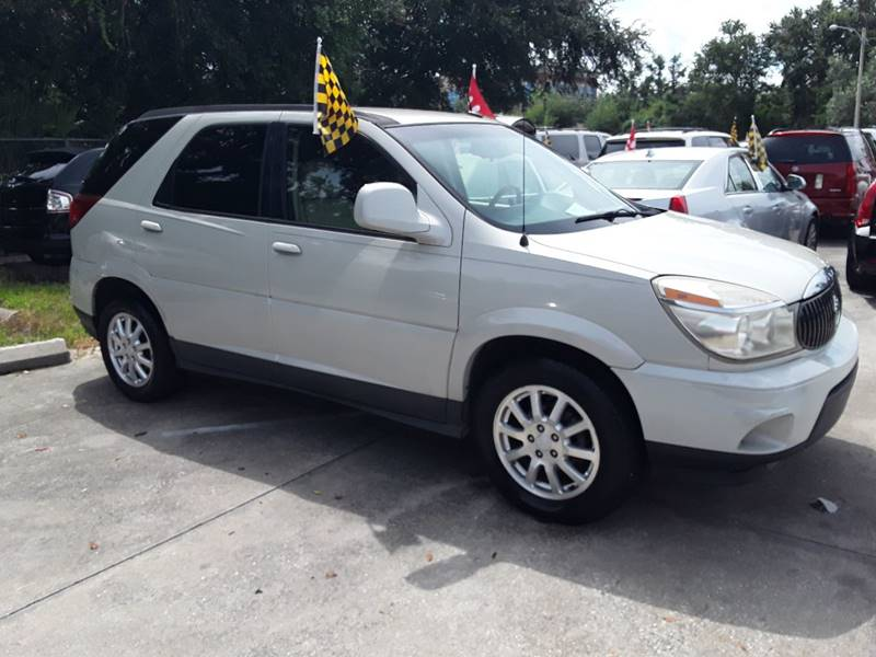 Used 2007 Buick Rendezvous Planet Preowned Orlando Orlando Fl