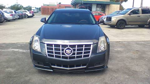 2012 Cadillac CTS for sale in Orlando, FL
