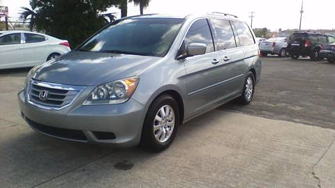 2010 Honda Odyssey for sale at FAMILY AUTO BROKERS in Longwood FL