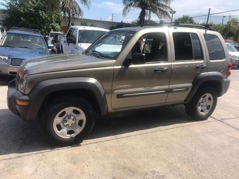 2004 Jeep Liberty for sale in Pompano Beach, FL