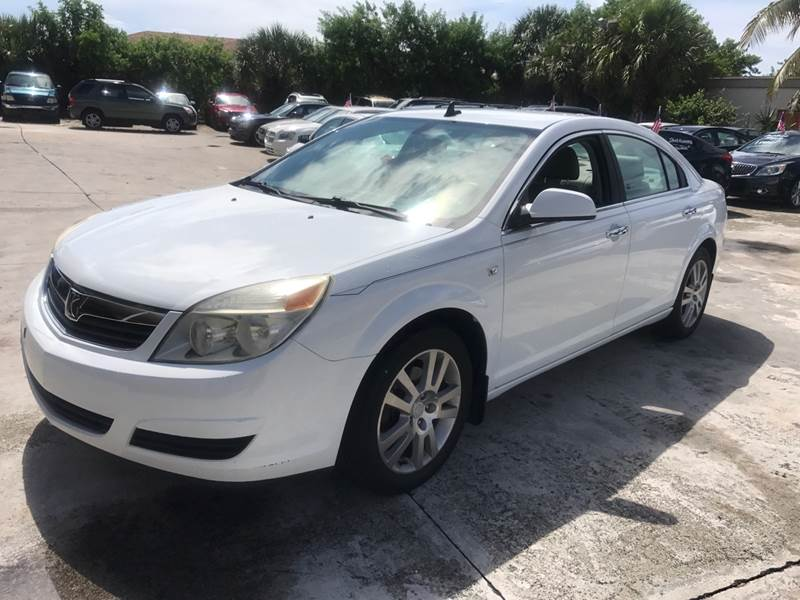 2009 Saturn Aura XR 4dr Sedan In Pompano Beach FL - Paradise