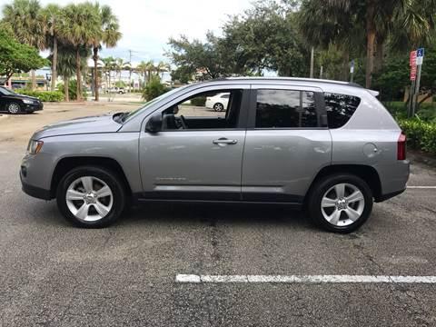 2016 Jeep Compass for sale in Pompano Beach, FL