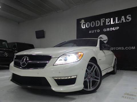 2012 Mercedes-Benz CL-Class for sale in Burbank, CA
