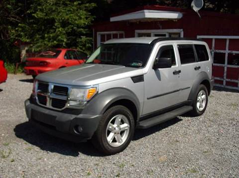 2007 Dodge Nitro for sale at D & D AUTO SALES in Jersey Shore PA