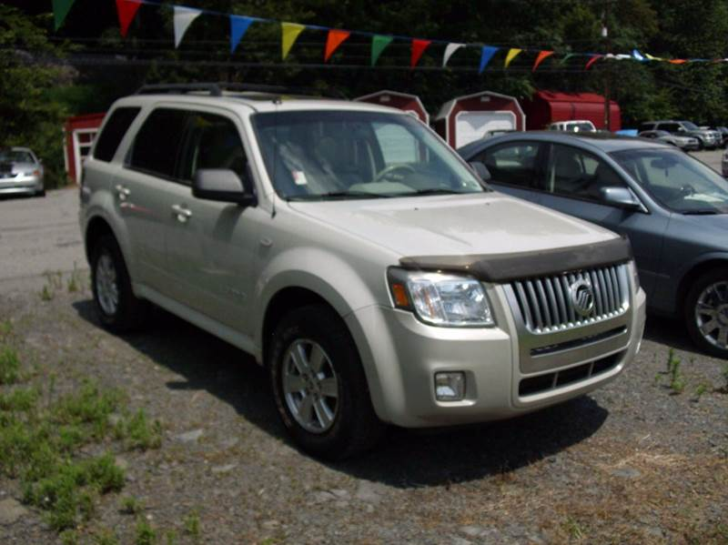 2008 Mercury Mariner for sale at D & D AUTO SALES in Jersey Shore PA