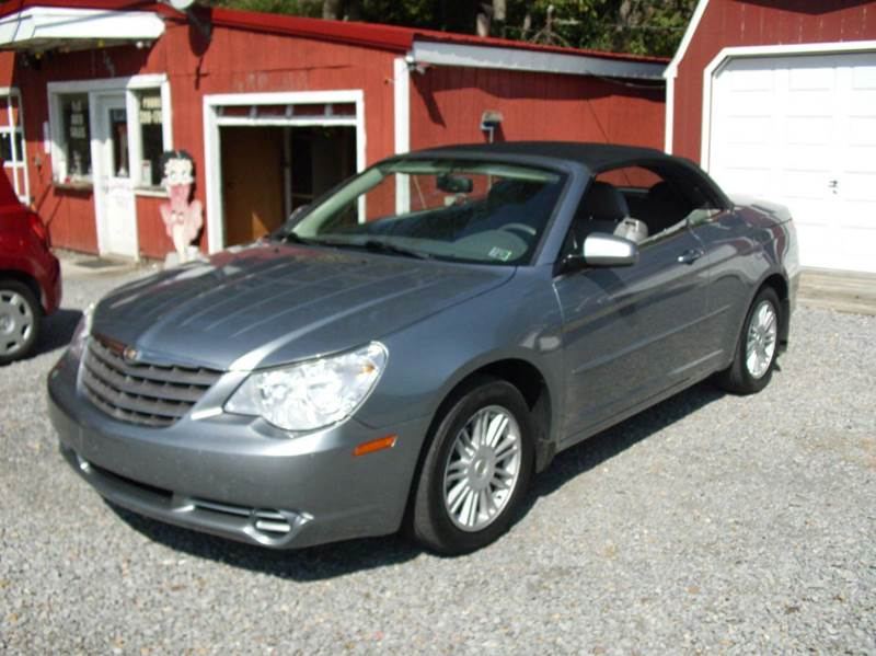 2008 Chrysler Sebring for sale at D & D AUTO SALES in Jersey Shore PA
