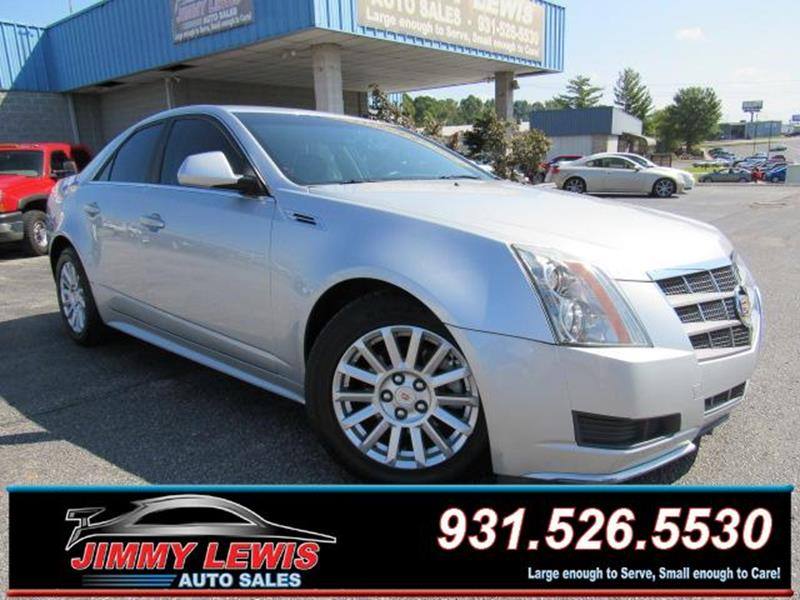 Lewis Auto Sales >> 2010 Cadillac Cts 3 0l V6 In Cookeville Tn Jimmy Lewis Auto Sales