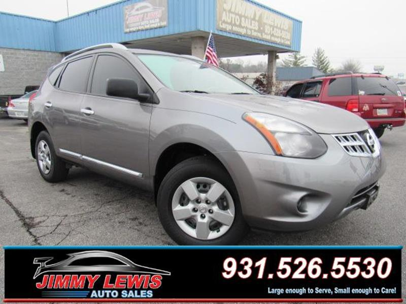 Lewis Auto Sales >> 2015 Nissan Rogue Select S In Cookeville Tn Jimmy Lewis Auto