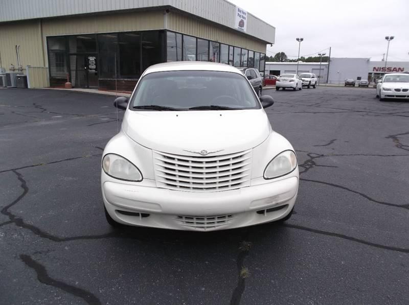 2005 Chrysler PT Cruiser for sale at Carolina Motors at the Rock in Rockingham NC