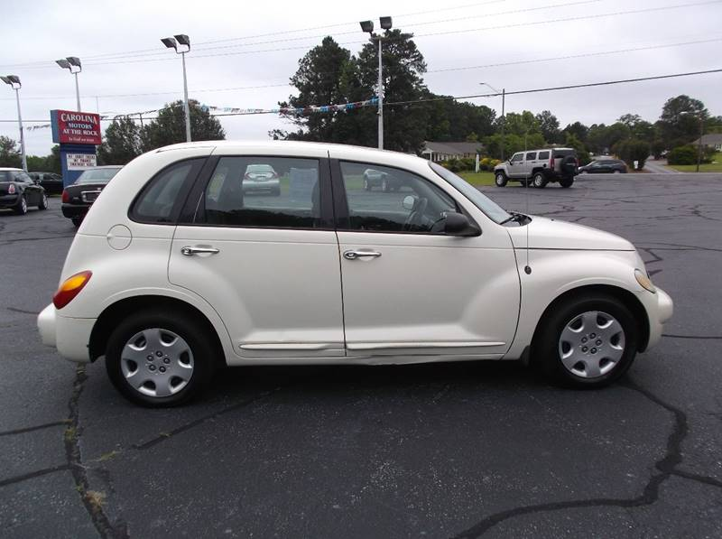 2005 Chrysler PT Cruiser for sale at Carolina Motors at the Rock in Rockingham NC