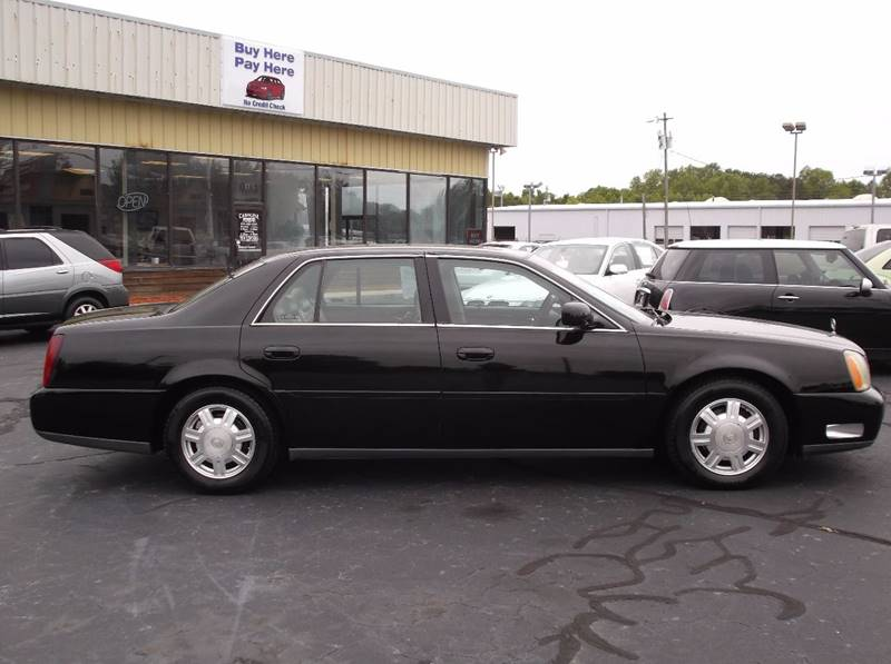 2003 Cadillac DeVille for sale at Carolina Motors at the Rock in Rockingham NC