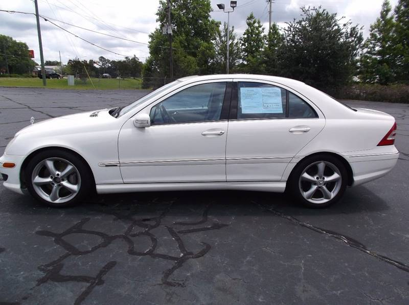 2006 Mercedes-Benz C-Class for sale at Carolina Motors at the Rock in Rockingham NC