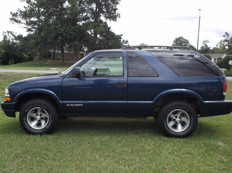 2000 Chevrolet Blazer for sale at Carolina Motors at the Rock in Rockingham NC