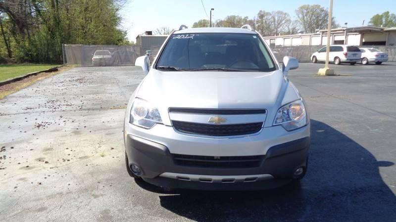 2012 Chevrolet Captiva Sport for sale at Carolina Motors at the Rock in Rockingham NC