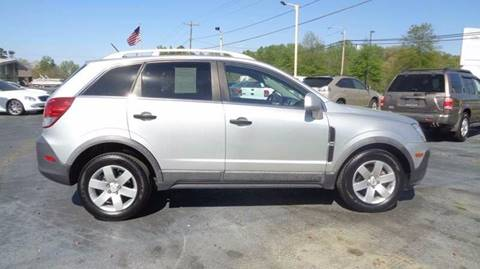 2012 Chevrolet Captiva Sport for sale at Carolina Motors at the Rock in Rockingham NC