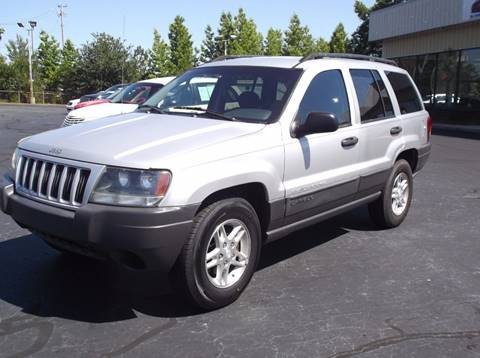 2004 Jeep Grand Cherokee for sale at Carolina Motors at the Rock in Rockingham NC