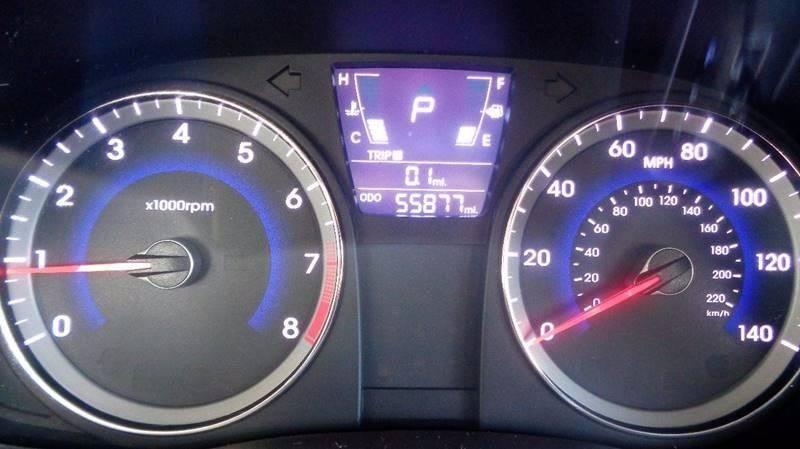 2012 Hyundai Accent for sale at Carolina Motors at the Rock in Rockingham NC