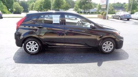 2012 Hyundai Accent for sale at Carolina Motors at the Rock in Rockingham NC