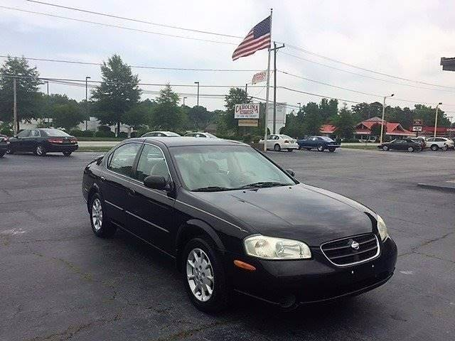 2001 Nissan Maxima for sale at Carolina Motors at the Rock in Rockingham NC