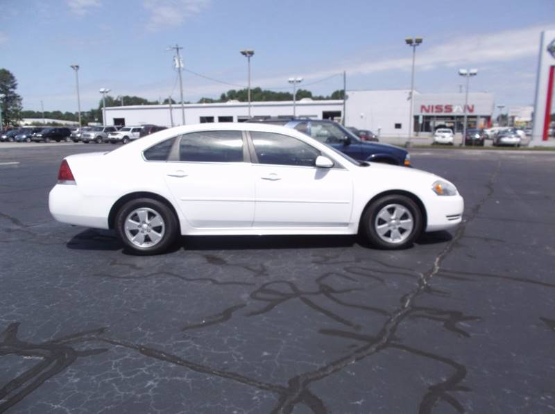 2011 Chevrolet Impala for sale at Carolina Motors at the Rock in Rockingham NC