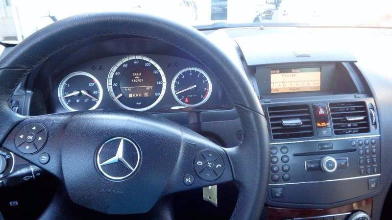 2008 Mercedes-Benz C-Class for sale at Carolina Motors at the Rock in Rockingham NC