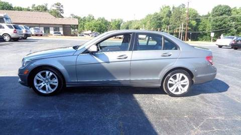 2008 Mercedes-Benz C-Class for sale at Carolina Motors at the Rock in Rockingham NC