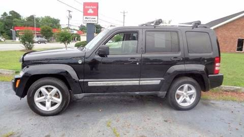2008 Jeep Liberty for sale at Carolina Motors at the Rock in Rockingham NC
