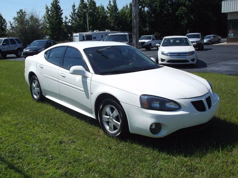 2007 Pontiac Grand Prix for sale at Carolina Motors at the Rock in Rockingham NC