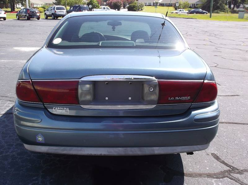 2002 Buick LeSabre for sale at Carolina Motors at the Rock in Rockingham NC