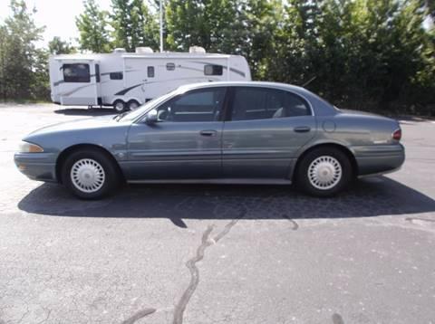2002 Buick LeSabre for sale at Carolina Motors at the Rock in Rockingham NC