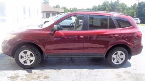 2009 Hyundai Santa Fe for sale at Carolina Motors at the Rock in Rockingham NC