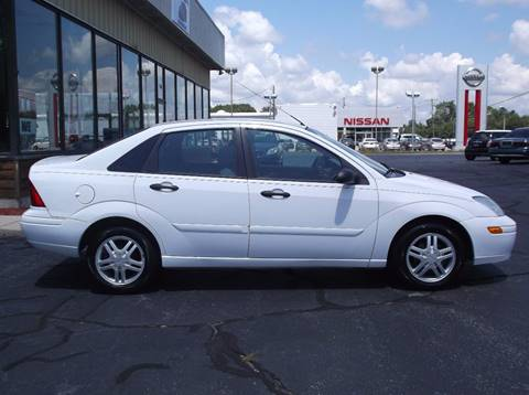 2004 Ford Focus for sale at Carolina Motors at the Rock in Rockingham NC