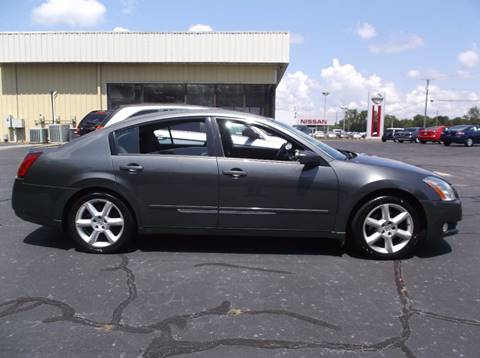 2005 Nissan Maxima for sale at Carolina Motors at the Rock in Rockingham NC