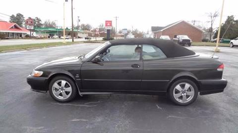 2003 Saab 9-3 for sale at Carolina Motors at the Rock in Rockingham NC