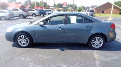 2006 Pontiac G6 for sale at Carolina Motors at the Rock in Rockingham NC