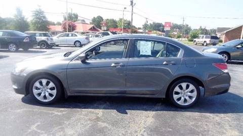 2010 Honda Accord for sale at Carolina Motors at the Rock in Rockingham NC