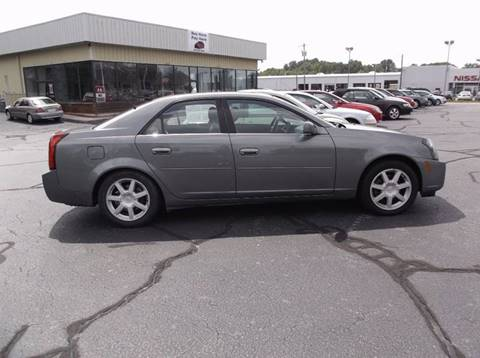 2004 Cadillac CTS for sale at Carolina Motors at the Rock in Rockingham NC